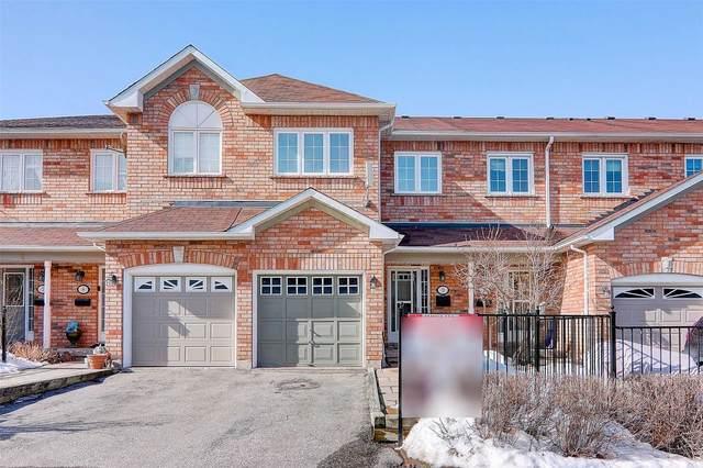 2350 W Britannia Rd #9, Mississauga, ON L5M 6A7 (MLS #W5133049) :: Forest Hill Real Estate Inc Brokerage Barrie Innisfil Orillia