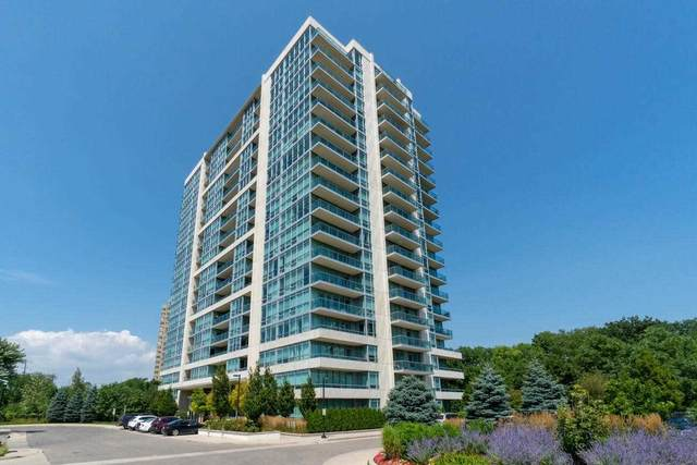 1055 Southdown Rd #406, Mississauga, ON L5J 0A3 (MLS #W5133065) :: Forest Hill Real Estate Inc Brokerage Barrie Innisfil Orillia