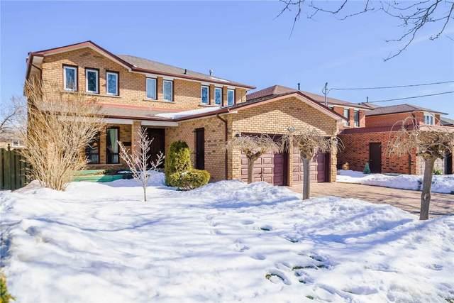 65 Elmcrest Rd, Toronto, ON M9C 3R7 (MLS #W5133143) :: Forest Hill Real Estate Inc Brokerage Barrie Innisfil Orillia