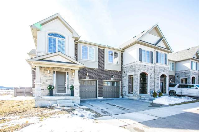 1538 Shade Lane, Milton, ON L9E 1B9 (MLS #W5133194) :: Forest Hill Real Estate Inc Brokerage Barrie Innisfil Orillia