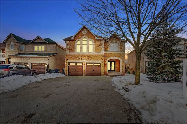 220 Cresthaven Rd, Brampton, ON L7A 1G5 (MLS #W5133253) :: Forest Hill Real Estate Inc Brokerage Barrie Innisfil Orillia