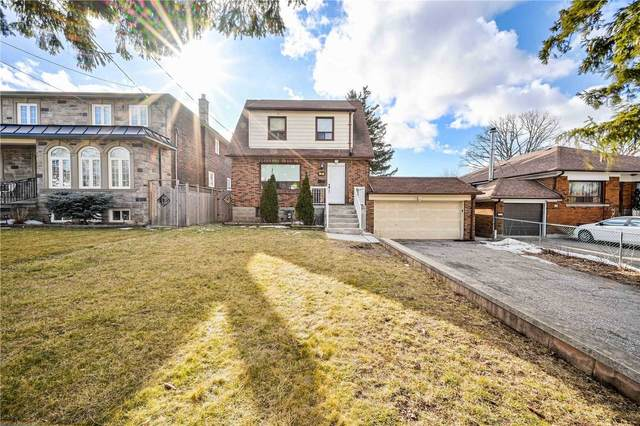 66 Wendell Ave, Toronto, ON M9N 3K7 (MLS #W5133285) :: Forest Hill Real Estate Inc Brokerage Barrie Innisfil Orillia