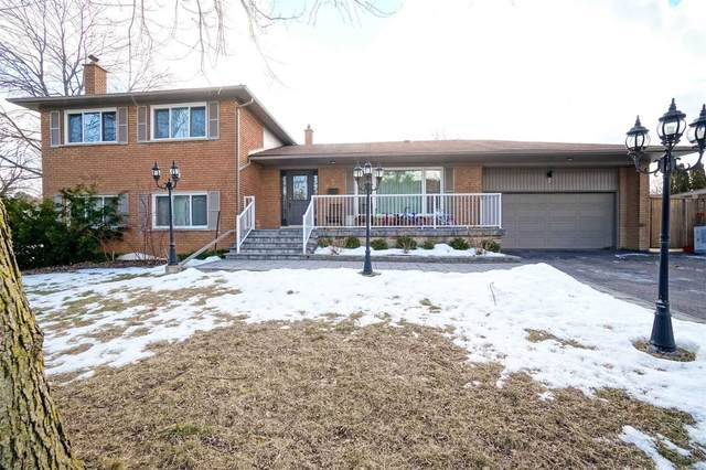 2 Charing Dr, Mississauga, ON L5N 1E8 (MLS #W5133309) :: Forest Hill Real Estate Inc Brokerage Barrie Innisfil Orillia