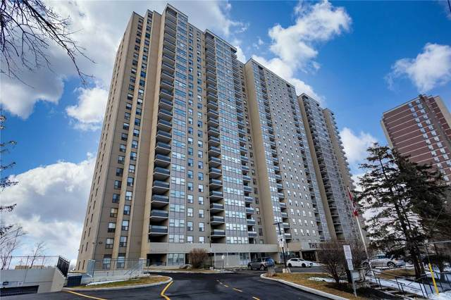 75 Emmett Ave #1815, Toronto, ON M6M 5A7 (MLS #W5133342) :: Forest Hill Real Estate Inc Brokerage Barrie Innisfil Orillia