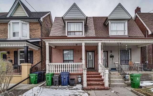 26 Harvie Ave, Toronto, ON M6E 4K3 (MLS #W5133379) :: Forest Hill Real Estate Inc Brokerage Barrie Innisfil Orillia