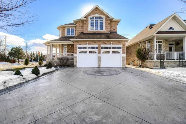 2 Roycrest St, Brampton, ON L6Z 4P5 (MLS #W5133424) :: Forest Hill Real Estate Inc Brokerage Barrie Innisfil Orillia