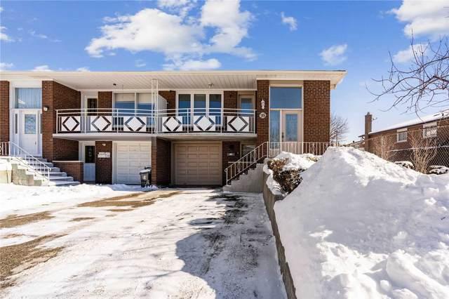 99 Anthia Dr, Toronto, ON M9L 1K7 (MLS #W5133437) :: Forest Hill Real Estate Inc Brokerage Barrie Innisfil Orillia