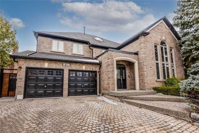 1827 Willow Way, Mississauga, ON L5M 4Y5 (MLS #W5133526) :: Forest Hill Real Estate Inc Brokerage Barrie Innisfil Orillia
