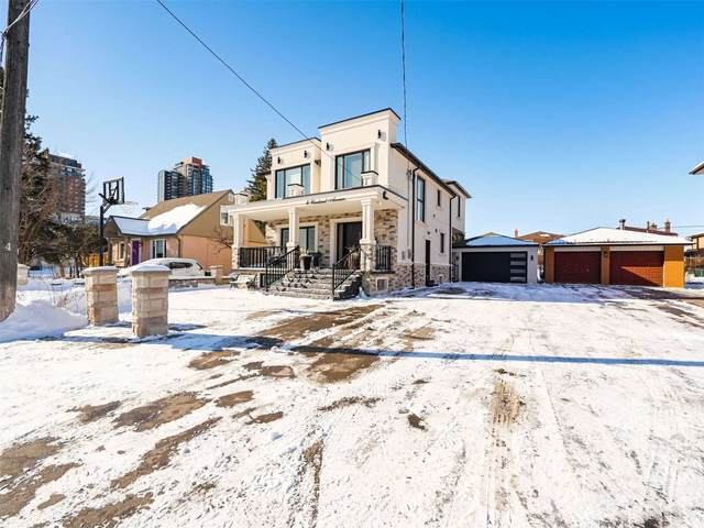 4 Conland Ave, Toronto, ON M6A 2R9 (MLS #W5133549) :: Forest Hill Real Estate Inc Brokerage Barrie Innisfil Orillia