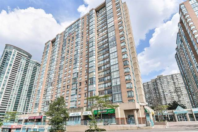 265 Enfield Pl #1510, Mississauga, ON L5B 3Y6 (MLS #W5133589) :: Forest Hill Real Estate Inc Brokerage Barrie Innisfil Orillia