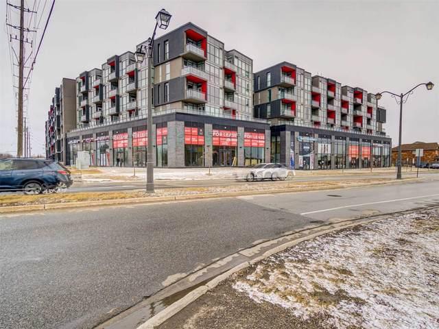 5260 W Dundas St C 214, Burlington, ON L7L 0J7 (MLS #W5133645) :: Forest Hill Real Estate Inc Brokerage Barrie Innisfil Orillia