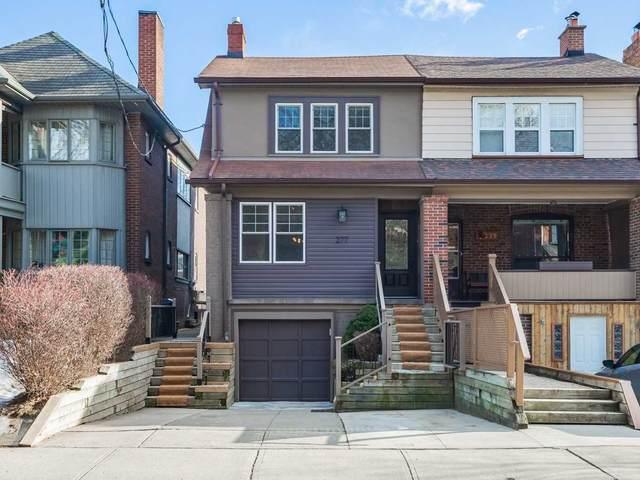 277 Garden Ave, Toronto, ON M6R 1J4 (MLS #W5133654) :: Forest Hill Real Estate Inc Brokerage Barrie Innisfil Orillia