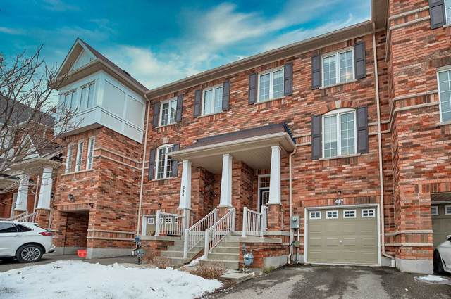 647 Courtney Valley Rd, Mississauga, ON L5V 0C4 (MLS #W5133742) :: Forest Hill Real Estate Inc Brokerage Barrie Innisfil Orillia