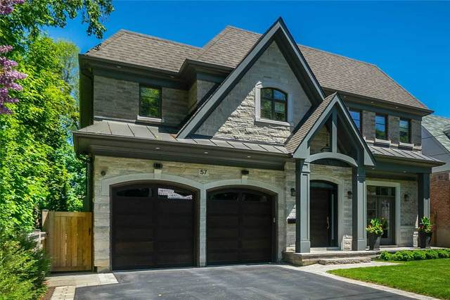 57 Riverview Hts, Toronto, ON M9P 2N3 (MLS #W5133917) :: Forest Hill Real Estate Inc Brokerage Barrie Innisfil Orillia