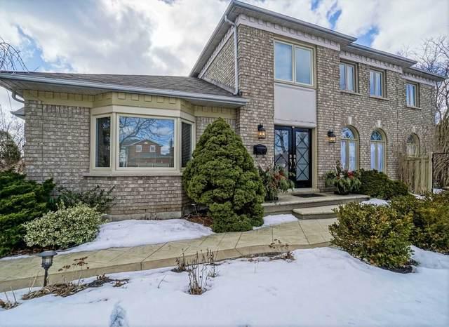 1413 Rose Haven Rd, Mississauga, ON L5V 1H1 (MLS #W5134193) :: Forest Hill Real Estate Inc Brokerage Barrie Innisfil Orillia