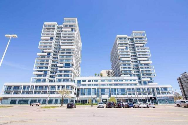 65 Speers Rd #1806, Oakville, ON L6L 5Y7 (MLS #W5134320) :: Forest Hill Real Estate Inc Brokerage Barrie Innisfil Orillia