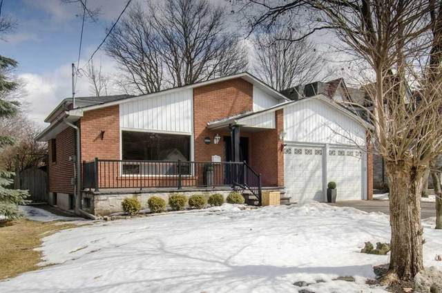 1551 Trotwood Ave, Mississauga, ON L5G 3Z8 (MLS #W5134534) :: Forest Hill Real Estate Inc Brokerage Barrie Innisfil Orillia