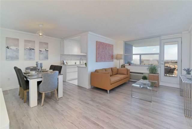 966 Inverhouse Dr #1410, Mississauga, ON L5J 4B6 (MLS #W5134547) :: Forest Hill Real Estate Inc Brokerage Barrie Innisfil Orillia