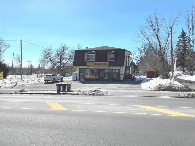 126 N Main St, Halton Hills, ON L7J 1W6 (MLS #W5134647) :: Forest Hill Real Estate Inc Brokerage Barrie Innisfil Orillia