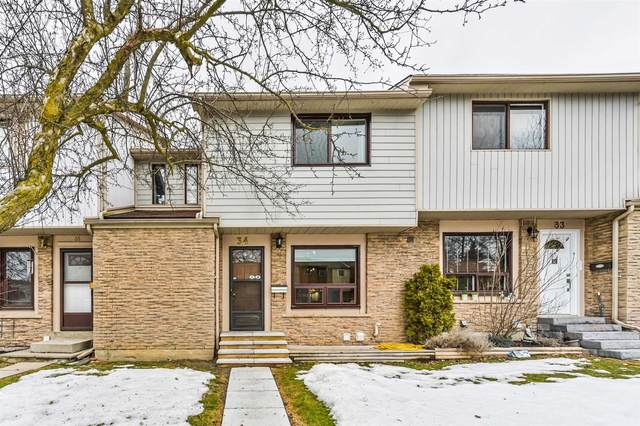 6540 Falconer Dr #34, Mississauga, ON L5N 1M1 (MLS #W5134675) :: Forest Hill Real Estate Inc Brokerage Barrie Innisfil Orillia