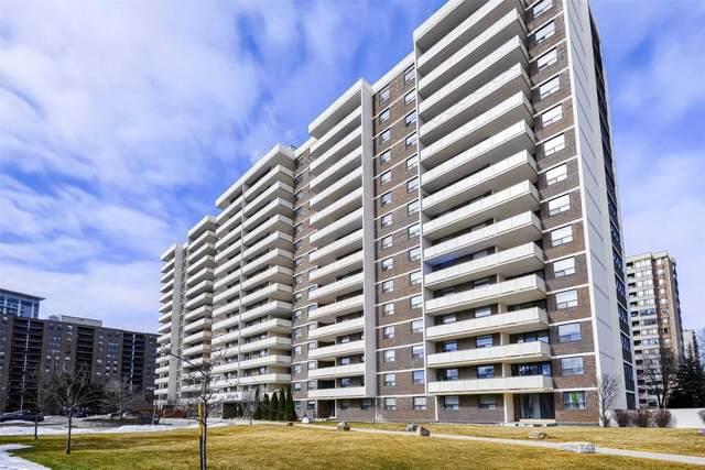 3 Lisa St #1005, Brampton, ON L6T 4A2 (MLS #W5134694) :: Forest Hill Real Estate Inc Brokerage Barrie Innisfil Orillia
