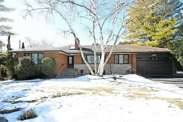 1538 Trimble Crt, Mississauga, ON L5G 3K9 (MLS #W5134726) :: Forest Hill Real Estate Inc Brokerage Barrie Innisfil Orillia
