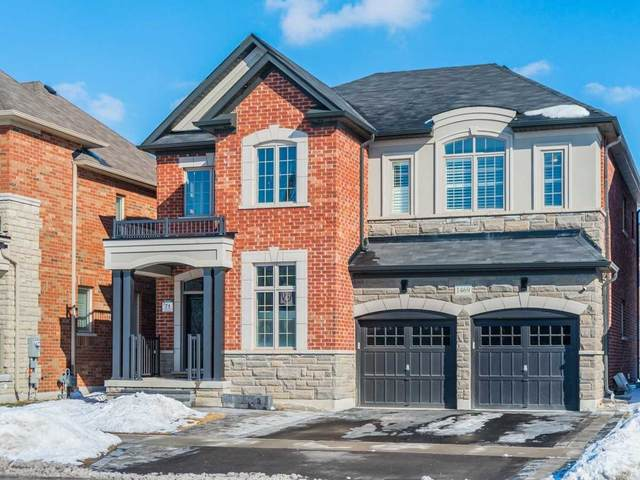 1469 Leger Way, Milton, ON L9T 7K6 (MLS #W5134829) :: Forest Hill Real Estate Inc Brokerage Barrie Innisfil Orillia