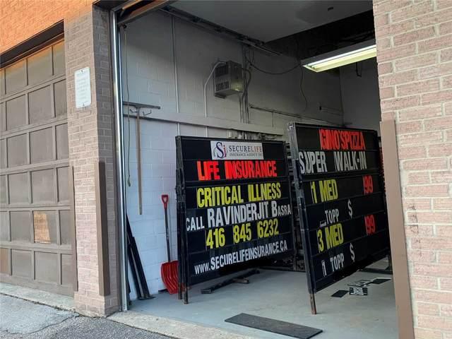 18 Strathearn Ave #20, Brampton, ON L6T 4X2 (MLS #W5134858) :: Forest Hill Real Estate Inc Brokerage Barrie Innisfil Orillia