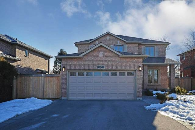 474 Amanda Cres, Burlington, ON L7L 6H5 (MLS #W5134941) :: Forest Hill Real Estate Inc Brokerage Barrie Innisfil Orillia