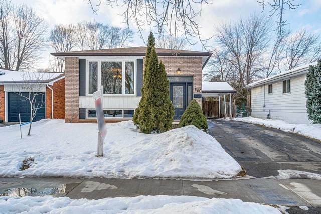 580 Chamberlain Rd, Burlington, ON L7L 2V2 (MLS #W5134993) :: Forest Hill Real Estate Inc Brokerage Barrie Innisfil Orillia