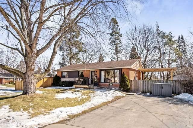 468 Springbank Cres, Burlington, ON L7T 2W9 (MLS #W5134997) :: Forest Hill Real Estate Inc Brokerage Barrie Innisfil Orillia