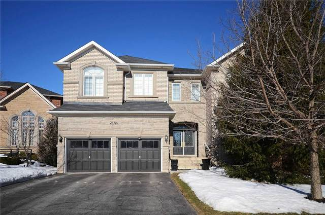 2484 Rideau Dr, Oakville, ON L6H 7R1 (MLS #W5135003) :: Forest Hill Real Estate Inc Brokerage Barrie Innisfil Orillia