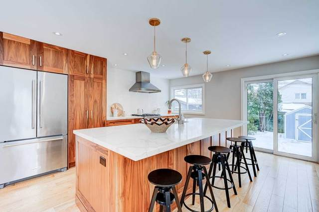 35 Webb Ave, Toronto, ON M6P 1M4 (MLS #W5135059) :: Forest Hill Real Estate Inc Brokerage Barrie Innisfil Orillia