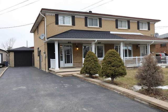 54 Goldsboro Rd, Toronto, ON M9L 1A7 (MLS #W5135089) :: Forest Hill Real Estate Inc Brokerage Barrie Innisfil Orillia