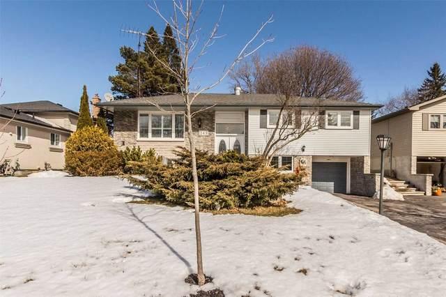 249 Bousfield Cres, Milton, ON L9T 3N5 (MLS #W5135115) :: Forest Hill Real Estate Inc Brokerage Barrie Innisfil Orillia
