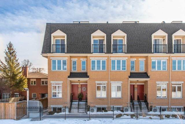 380 Hopewell Ave #223, Toronto, ON M6E 2S2 (MLS #W5135125) :: Forest Hill Real Estate Inc Brokerage Barrie Innisfil Orillia