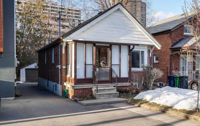 312 Whitmore Ave, Toronto, ON M6E 2N4 (MLS #W5135143) :: Forest Hill Real Estate Inc Brokerage Barrie Innisfil Orillia