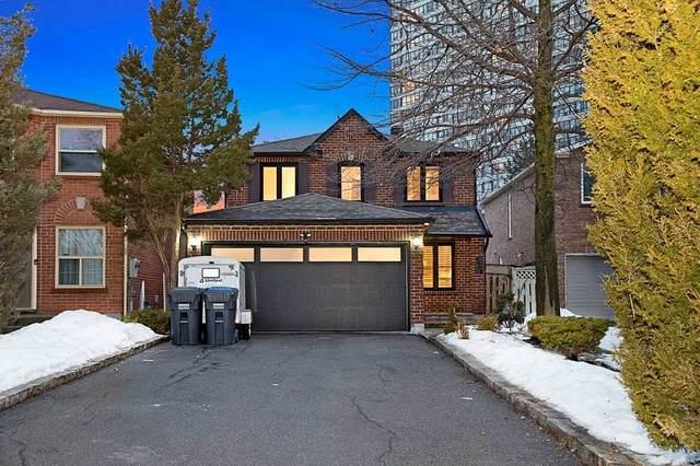 3602 Copernicus Dr, Mississauga, ON L5B 3K5 (MLS #W5135264) :: Forest Hill Real Estate Inc Brokerage Barrie Innisfil Orillia