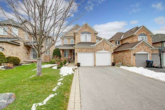 883 Spinning Wheel Cres, Mississauga, ON L5W 1W4 (MLS #W5135316) :: Forest Hill Real Estate Inc Brokerage Barrie Innisfil Orillia