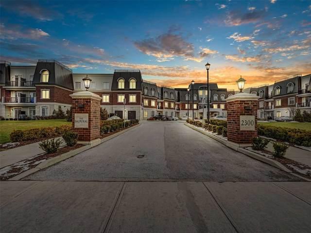 2300 W Upper Middle Rd #226, Oakville, ON L6M 0T4 (MLS #W5135527) :: Forest Hill Real Estate Inc Brokerage Barrie Innisfil Orillia