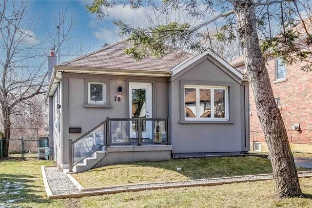 78 37th St, Toronto, ON M8W 3L8 (MLS #W5135605) :: Forest Hill Real Estate Inc Brokerage Barrie Innisfil Orillia