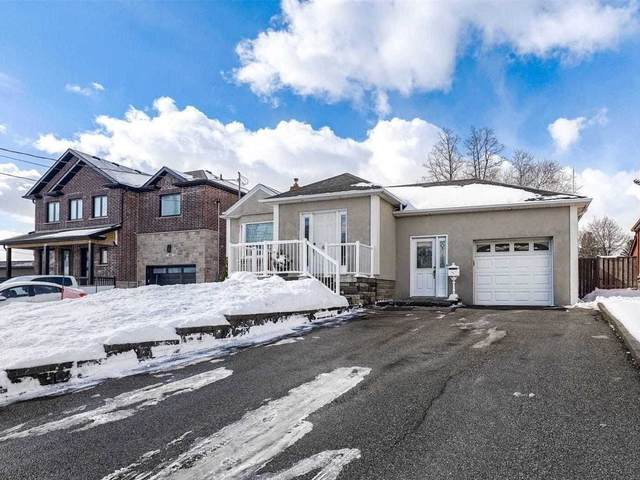 46 Mayall Ave, Toronto, ON M3L 1E6 (MLS #W5135739) :: Forest Hill Real Estate Inc Brokerage Barrie Innisfil Orillia