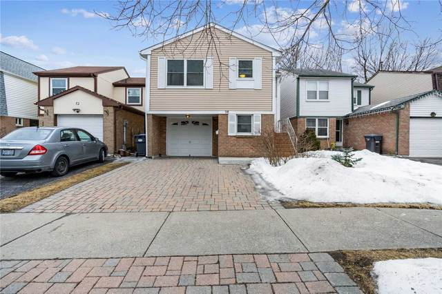 74 Majestic Cres, Brampton, ON L6S 3N2 (MLS #W5135759) :: Forest Hill Real Estate Inc Brokerage Barrie Innisfil Orillia