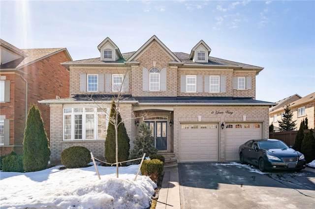 6 Gem Way, Brampton, ON L6P 1X4 (MLS #W5136007) :: Forest Hill Real Estate Inc Brokerage Barrie Innisfil Orillia