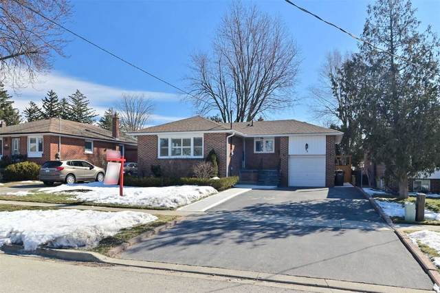 93 Jessie St, Brampton, ON L6Y 1L8 (MLS #W5136111) :: Forest Hill Real Estate Inc Brokerage Barrie Innisfil Orillia