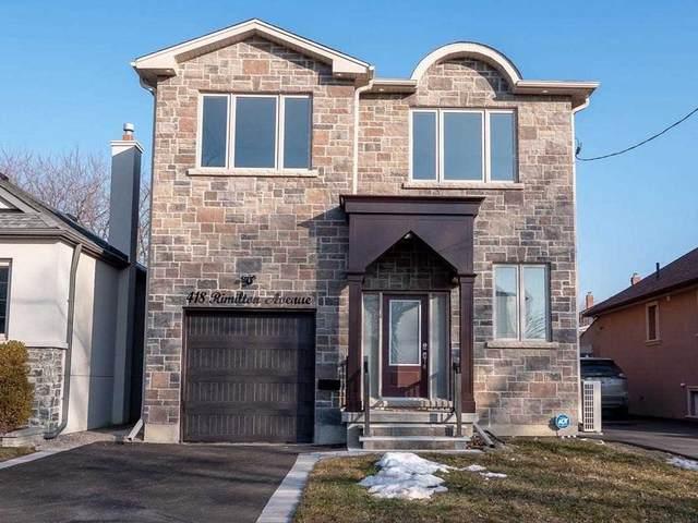 418 Rimilton Ave, Toronto, ON M8W 2G3 (MLS #W5136125) :: Forest Hill Real Estate Inc Brokerage Barrie Innisfil Orillia