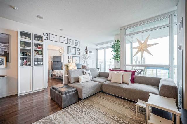 5101 Dundas St #1207, Toronto, ON M9A 1C1 (MLS #W5136238) :: Forest Hill Real Estate Inc Brokerage Barrie Innisfil Orillia