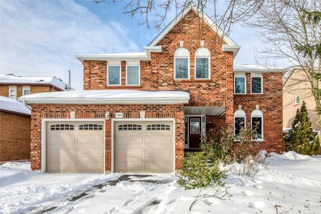 1386 Silversmith Dr, Oakville, ON L6M 2X4 (MLS #W5136337) :: Forest Hill Real Estate Inc Brokerage Barrie Innisfil Orillia