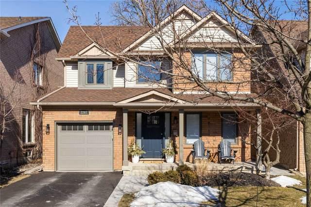 2207 Bluegrass Lane, Burlington, ON L7L 6L5 (MLS #W5136468) :: Forest Hill Real Estate Inc Brokerage Barrie Innisfil Orillia