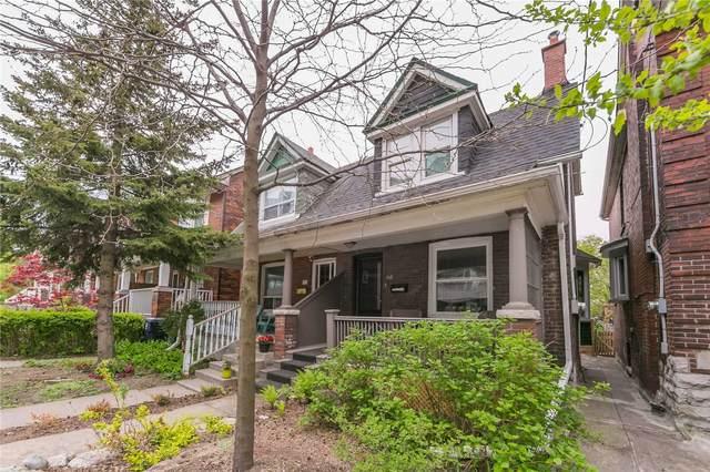 29 Howard Park Ave, Toronto, ON M6R 1V3 (MLS #W5136566) :: Forest Hill Real Estate Inc Brokerage Barrie Innisfil Orillia